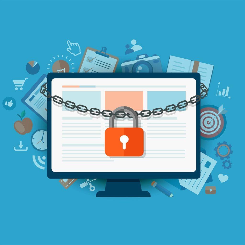 защита личной информации картинка представляют собой фурминаторы